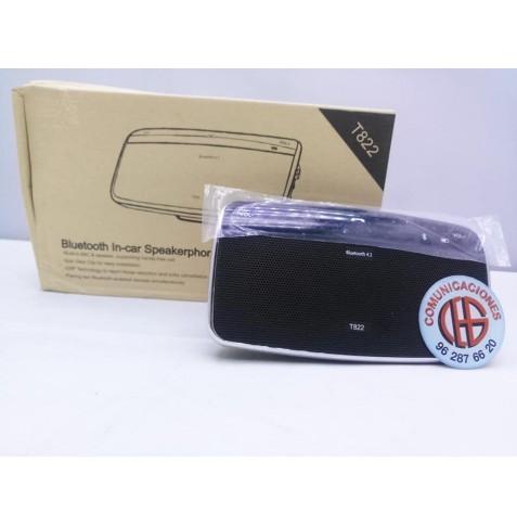 T822 Manos Libres Altavoz Bluetooth 4.1 Vista General