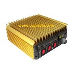 Zetagi B300P Amplificador 300W 20-30 MHz 12V AM FM SSB Previo