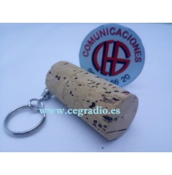 16GB Pen Drive Memoria USB 2.0 Tapon Corcho Vista General