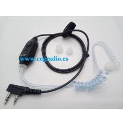 Micro Auricular Tubular CLW