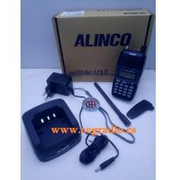 ALINCO DJ-175E Walkie VHF 2m 144-146Mhz Vista General
