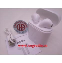 i7 TWS Auriculares Estereo Inalambricos Bluetooth 5.0 Vista General