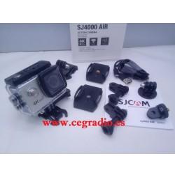 "SJCAM SJ4000 CAMARA DE ACCION FULL HD 4K 30FPS WIFI PANTALLA 2,0"" IMPERMEABLE Vista General"
