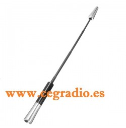 Antena Radio Coche Ajustable AM FM