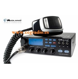 Midland ALAN 48 PLUS Multi Emisora CB 27Mhz Vista General