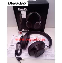 Bluedio TM Auriculares Inalambricos Bluetooth 5.0 Con Microfono Vista Caja