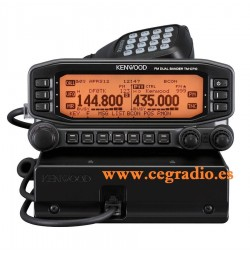 KENWOOD TM-D710E VHF UHF