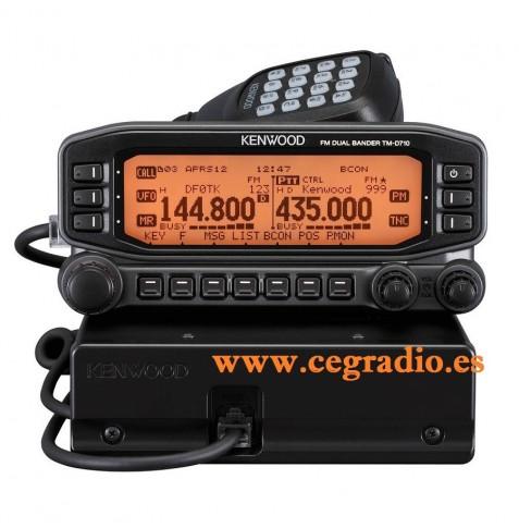 KENWOOD TM-D710E VHF UHF