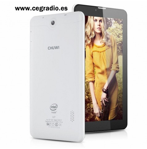 "CHUWI Vi7 - 3G Tablet Phone de 7""CHUWI Vi7 - 3G Tablet Phone de 7"""