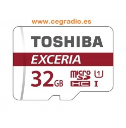 TOSHIBA Micro SD HC 32GB EXCERIA