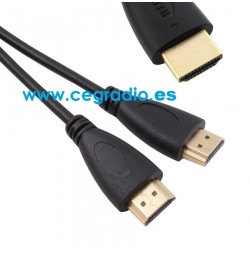 1.5m Cable HDMI V1.4 1080p Full HD