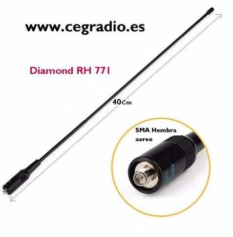 Diamond RH771 SMA Hembra aereo