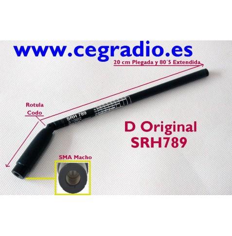 D Original SRH789 SMA Macho