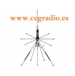Discone 2000 Antena Escaner