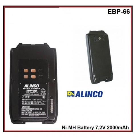 Batería EBP-66 Alinco