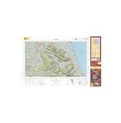 Mapa Militar 770/771 Alzira