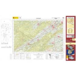 Mapa Militar 794 Canals