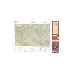Mapa Militar 769 Navarres