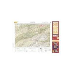 Mapa Militar 820 Ontinyent