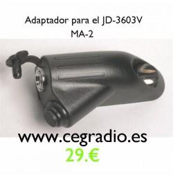 MA-2 Adaptador para JD-3603V