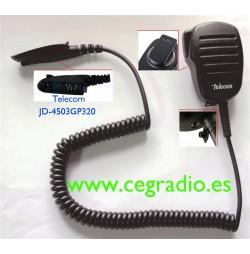 Microfono Altavoz Telecom JD-4503GP320 Motorola