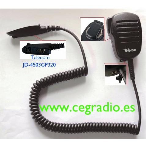Micro Altavoz JD-4503GP320