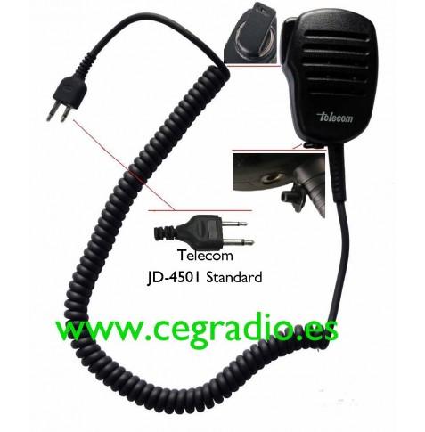 Micro Altavoz JD-4501 Standard