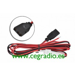 Cable Alimentación 12V 3 Pins