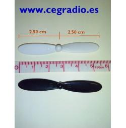4 Aspas recambio 5cm