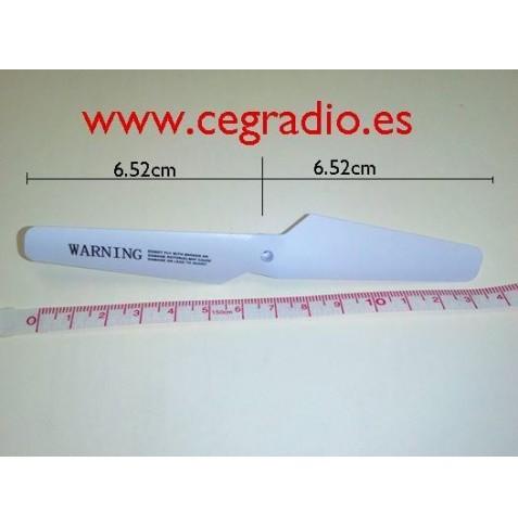 Aspa repuesto 13,50cm SYMA X5C-02