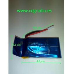 Batería recambio Dron JH power