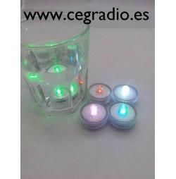 LED Acuático Multicolor