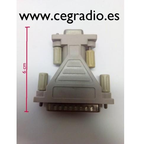 Adaptador Dvi 27 pins / VGA 9 pins
