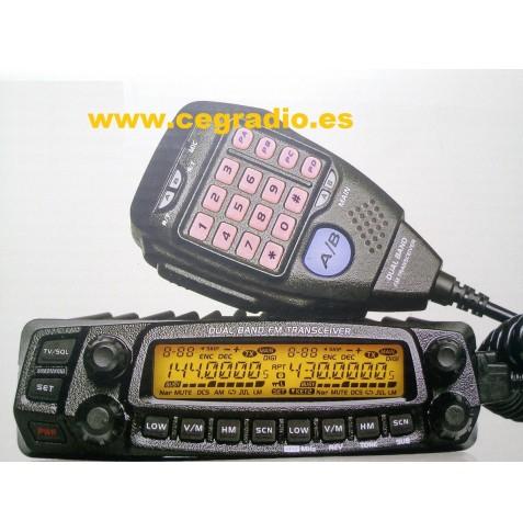 Anytone AT-5888-UV BIBANDA VHF UHF