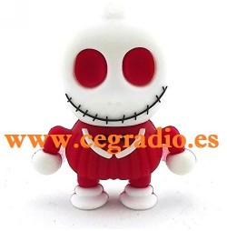 Memoria USB 8GB Skull Face