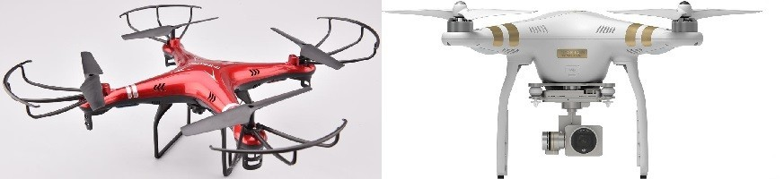 Dron/QuadCopter