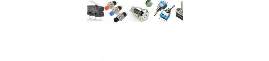 Interruptores-Conmutadores-Pulsadores