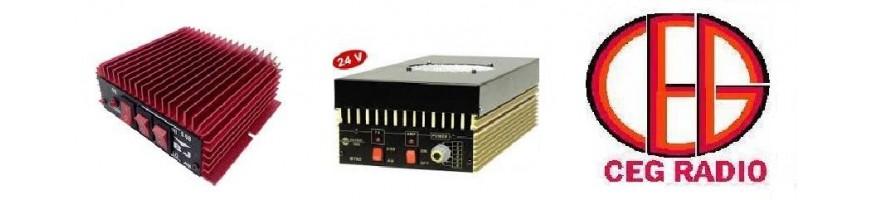 Amplificadores HF 27 Mhz CB