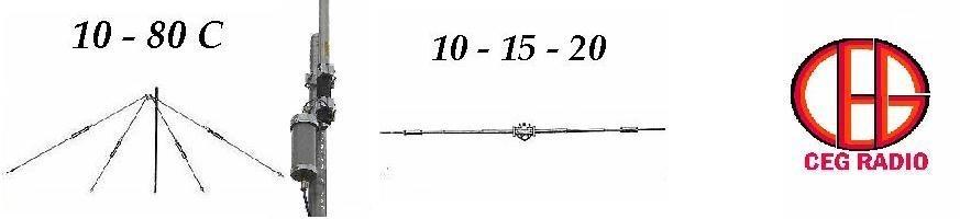 Antenas Base HF