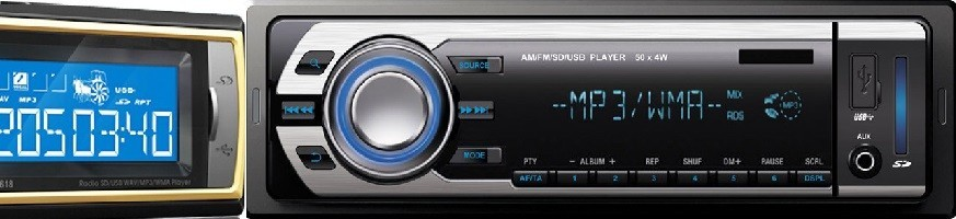 AutoRadio MP3 SD USB
