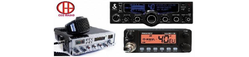 Emisoras 27 Mhz CB
