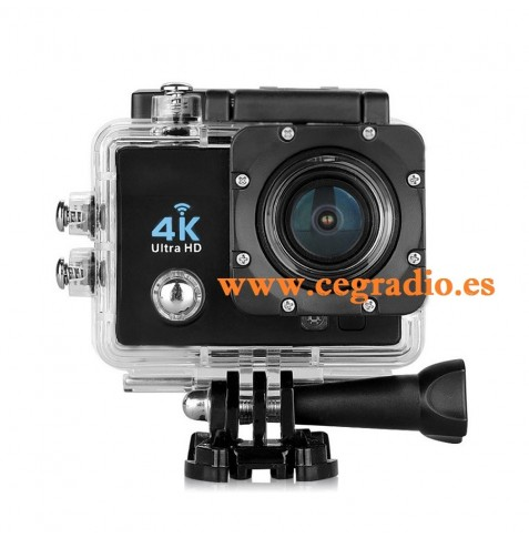Q6 WiFi 4K Ultra HD Action Sport Camera
