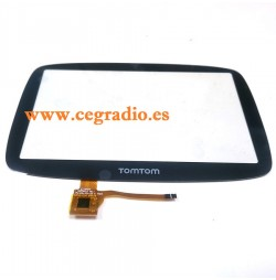 Digitalizador de pantalla táctil para TOMTOM GO 500 5000 510 5100