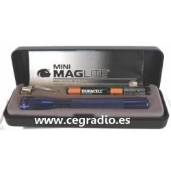 Maglite Minimag 2 pilas AAA