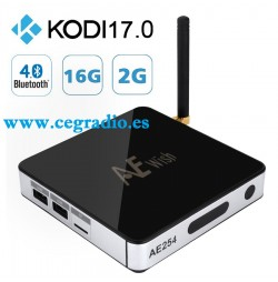 Android 6.0 TV Box AE254