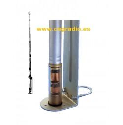 SIRIO GPS-27 Antena Base CB 27Mhz Vista Bobina