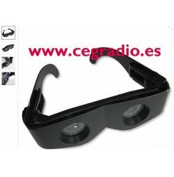 Binoculares Gafas Aumento