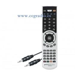 Telemando Universal TV Programable por Smartphone Tablet PC Vista Frontal