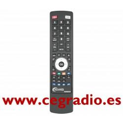 Mando TV Universal 4 en 1 Multi Vista General