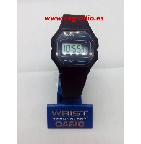 Reloj CASIO F-30 Lithium